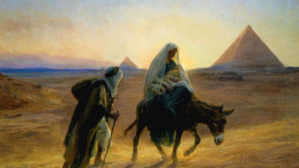 رحلة العائلة  المقدسة الى مصر  6366814131_32e1f77884_z-610x343
