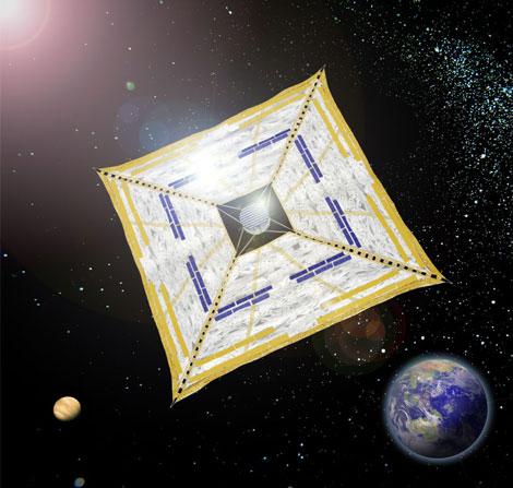 Breakthrough Starshot: una sonda para viajar a Alfa Centauri en 20 años  001