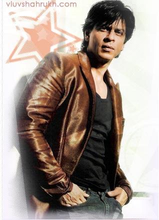 Аз не мога да гледам... Shahrukh