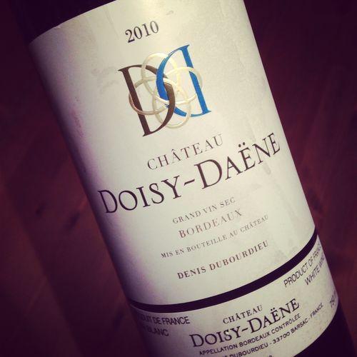 Semaine du 11 janvier 2015 Doisy-Daene-Grand-Vin-Sec-2010