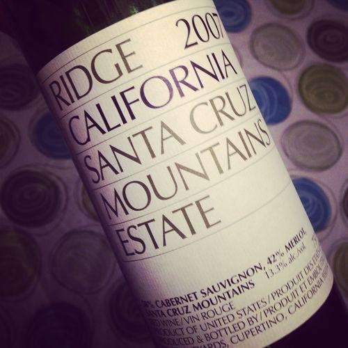 Semaine du 4 janvier 2015 Ridge-Santa-Cruz-Mountains-Estate-2007_2