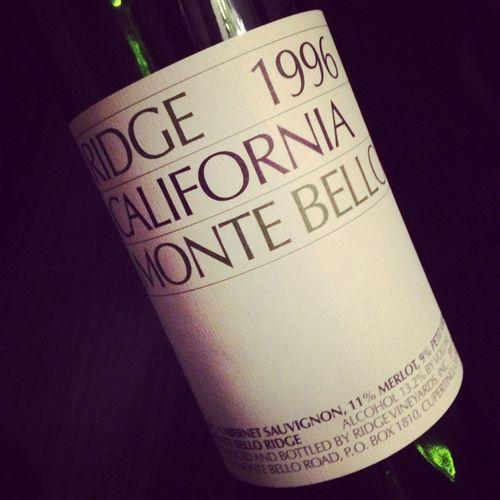 Dégustation CaliCab (20 mars) - Page 2 Ridge-Vineyards-Monte-Bello-Santa-Cruz-1996