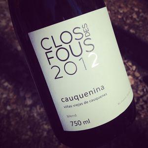 Semaine du 3 mai 2015 Clos-des-Fous-Cauquenina-2012_300