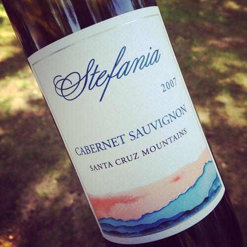 Semaine du 7 juin 2015 Stefania-Wine-Cabernet-Sauvignon-Santa-Cruz-Mountains-2007