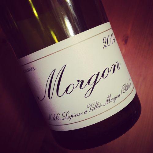 Semaine du 19 juillet 2015 - Page 2 Marcel-Lapierre-Morgon-2014