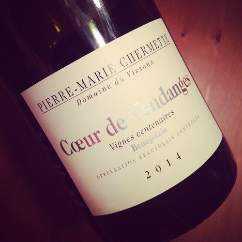 Semaine du 4 octobre 2015 Pierre-Marie-Chermette-Coeur-de-Vendanges-Beaujolais-2014