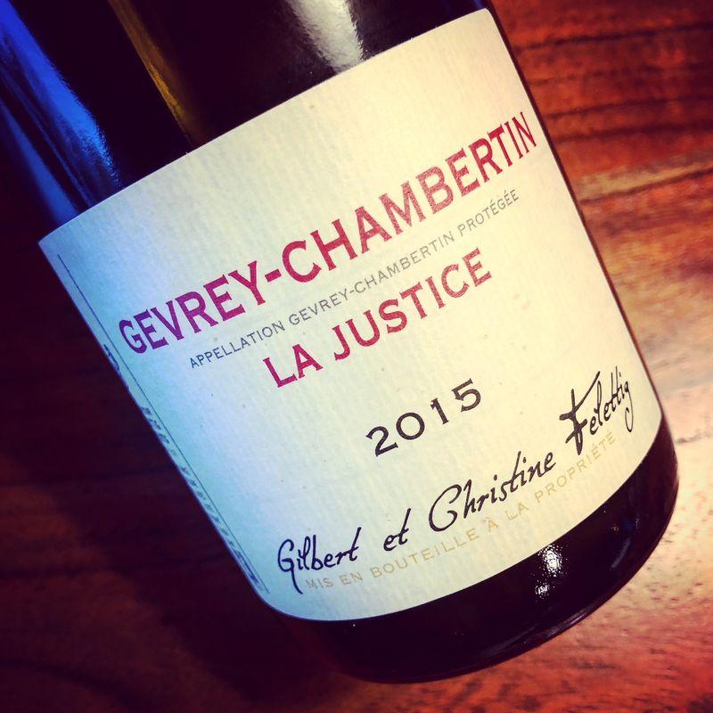 Semaine du 21 octobre 2018 Domaine-Felettig-Gevrey-Chambertin-La-Justice-2015