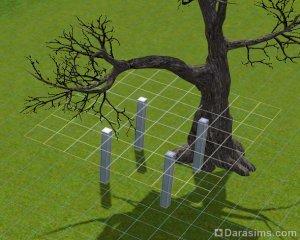 Домик на дереве в The Sims 3! 1356443829_002