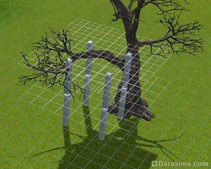 Домик на дереве в The Sims 3! 1356443883_003
