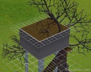 Домик на дереве в The Sims 3! 1356444750_008