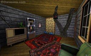 Домик на дереве в The Sims 3! 1356447805_012