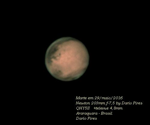 Alguém vai fotografar Marte essa semana? 578