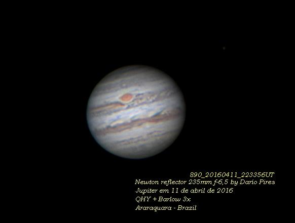 Jupiter e a GMV 890jup11abril2016