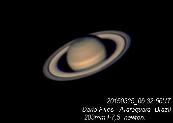 Saturno 2015 Sat25032015