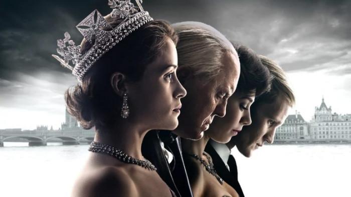 € $ евро-американское сериалие   - Страница 19 The-crown