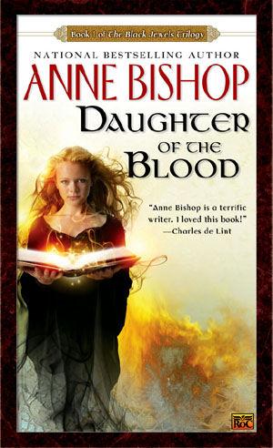La triologie des joyaux noirs (série) - Anne Bishop Daughter_of_the_blood_300