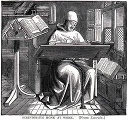QUELQUES VERITES SCIENTIFIQUES DU CORAN EP 1 Bureau-medieval-5319c59d