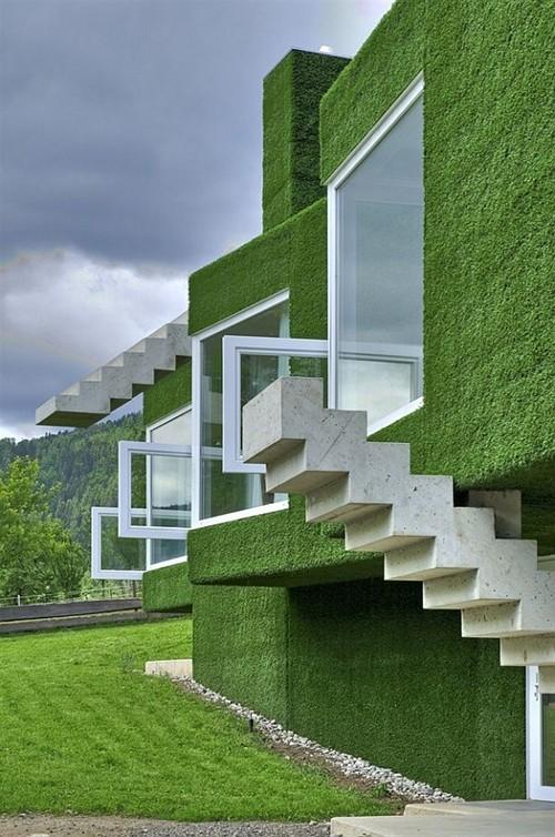 Những ngôi nhà xanh độc đáo trên thế giới  548