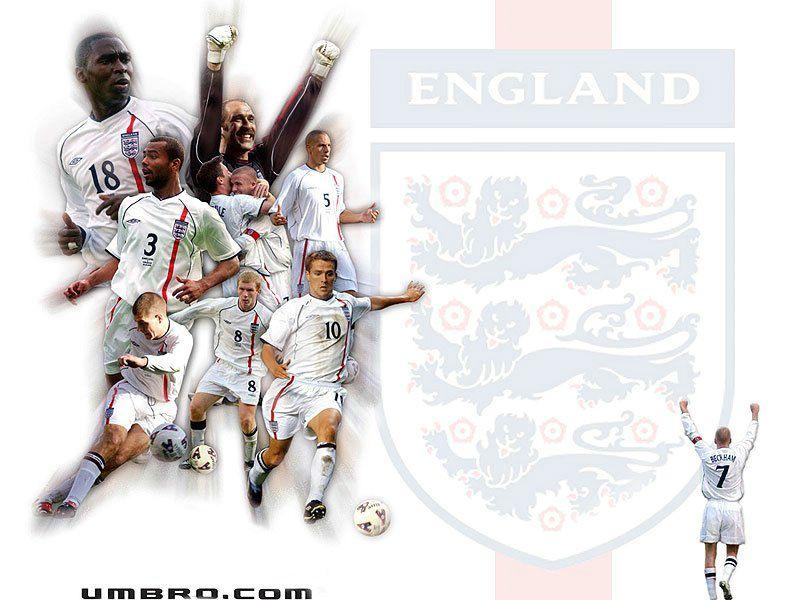 L'équipe national d'Angleterre. 2238_792ff