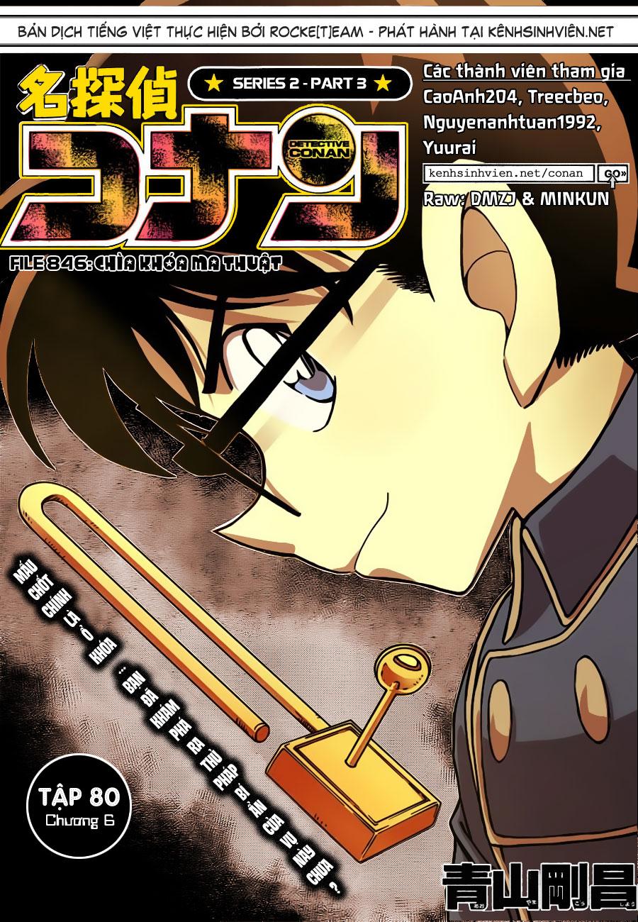 (Raw + TV) Detective Conan chap 846  KSV_Rocketeam_800600