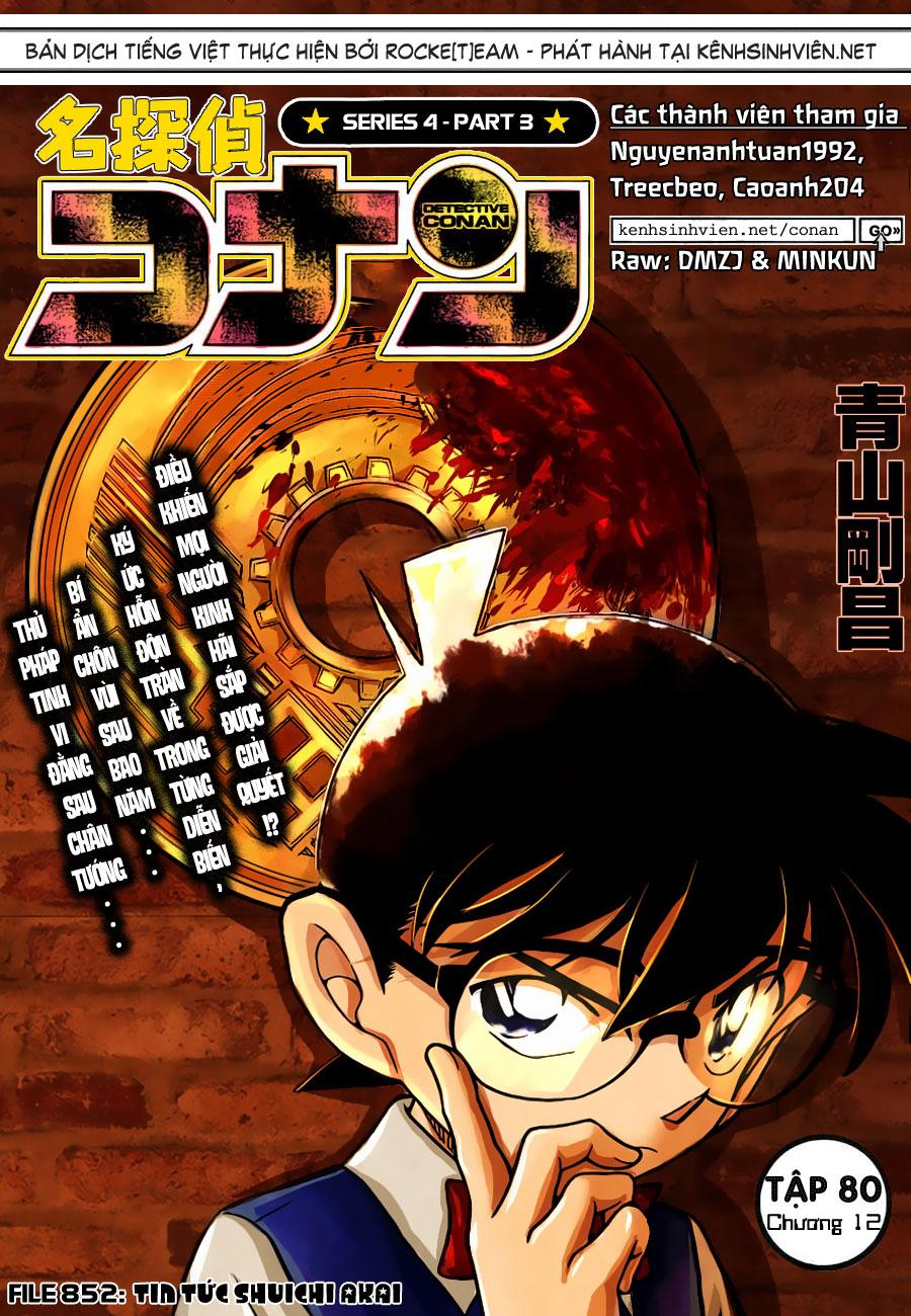 [RAW + TV] Detective Conan chap 852 : Tin Tức Shuuichi Akai KSV_Rocketeam_801200