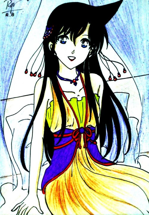 Fan art Conan  [Chôm chôm  ] - Page 3 KenhSinhVien-179567-227128467398958-964281310-n