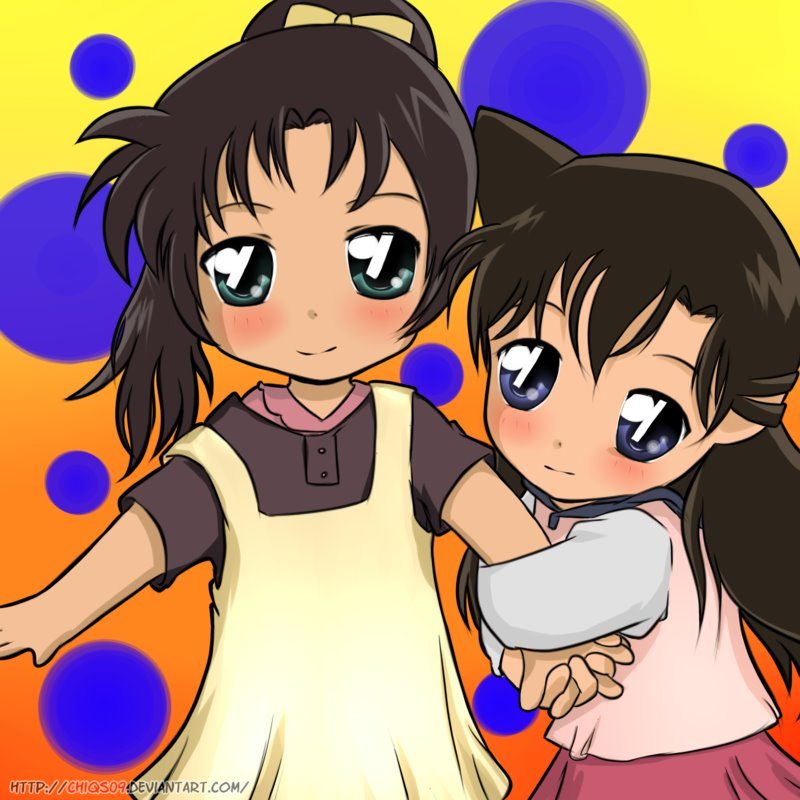 Fan art Conan  [Chôm chôm  ] - Page 3 KenhSinhVien-385570-129773960475625-619015135-n