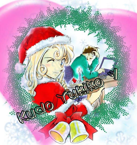 Picture Kudo and Mori (parents) KenhSinhVien-384121-10150411370657918-852555245-n