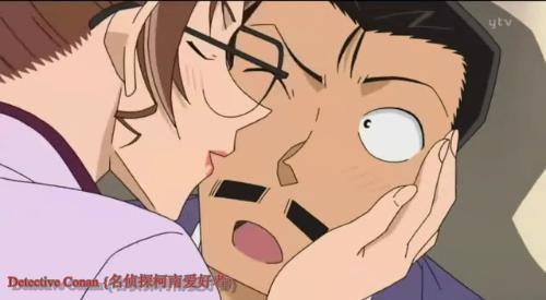 Picture Kudo and Mori (parents) KenhSinhVien-422191-10151286322768852-684688030-n
