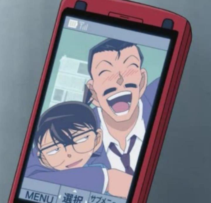 Picture Kudo and Mori (parents) KenhSinhVien-536681-309829669095893-887552136-n