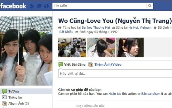 Topics tagged under facebook on Diễn đàn Tuổi trẻ Việt Nam | 2TVN Forum - Page 4 238409-111103tekfb-20