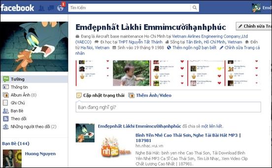 Topics tagged under facebook on Diễn đàn Tuổi trẻ Việt Nam | 2TVN Forum - Page 4 238409-111103tekfb-28
