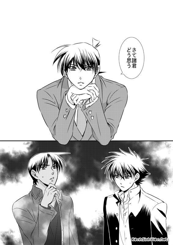 (Doujinshi Conan ) Không có bậy bạ như mọi người nghĩ đâu  KSV.ME-kenhsinhvien10127799p1