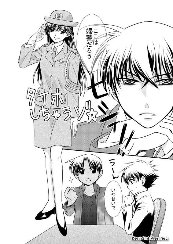 (Doujinshi Conan ) Không có bậy bạ như mọi người nghĩ đâu  KSV.ME-kenhsinhvien10127799p2