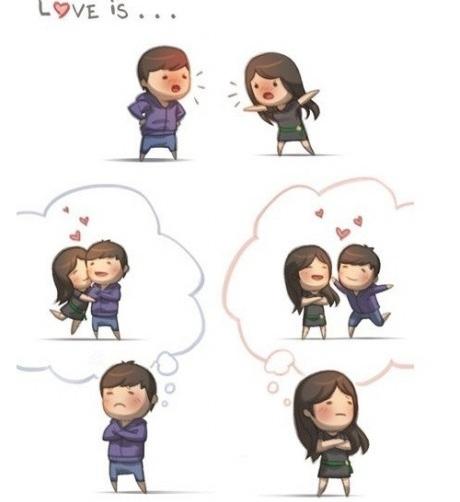 Định nghĩa về tình yêu cực kì ngộ nghĩnh qua tranh KenhSinhVien.Net-11-9f4e2