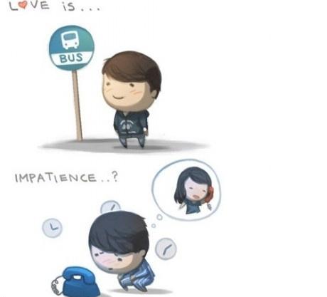 Định nghĩa về tình yêu cực kì ngộ nghĩnh qua tranh KenhSinhVien.Net-2-5be73