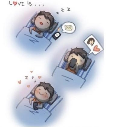 Định nghĩa về tình yêu cực kì ngộ nghĩnh qua tranh KenhSinhVien.Net-9-de5a0