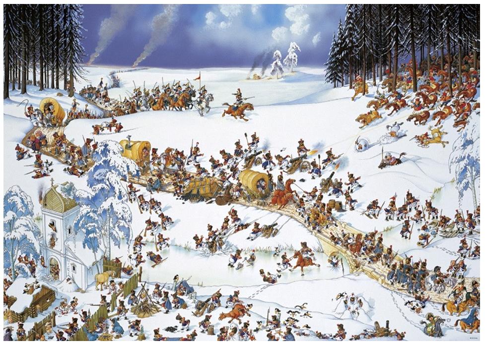А куда все подевались? Loup-jean-jacques-hiver-napoleonien-2000-pieces--puzzle.40808-1.fs