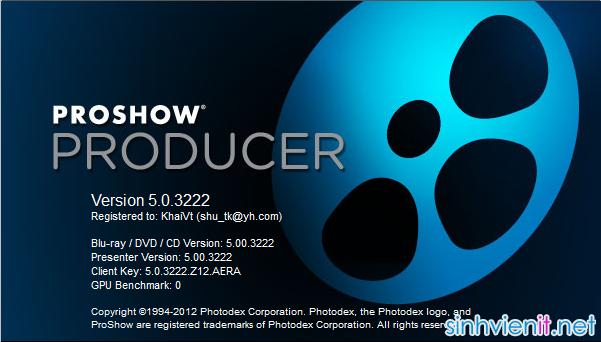 [Phần mềm] Phần mềm làm video cực hay đã tích hợp các hiệu ứng đẹp được sưu tầm SinhVienIT.NET---proshow-producer-5.0