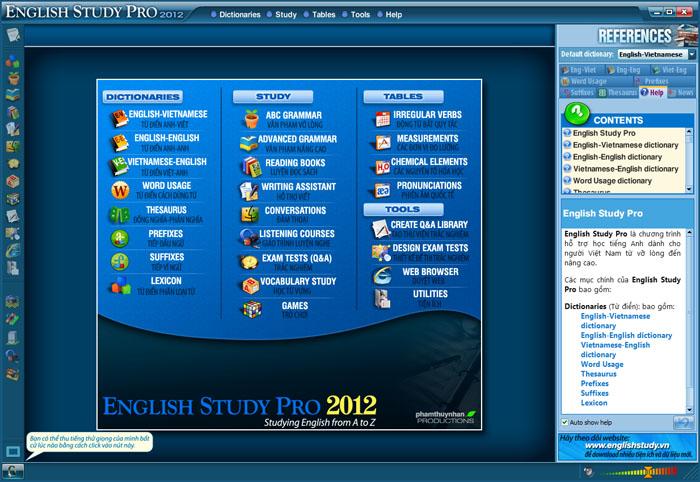 Phần mềm học tiếng Anh Study cực hiệu quả  SinhVienIT.Net---000