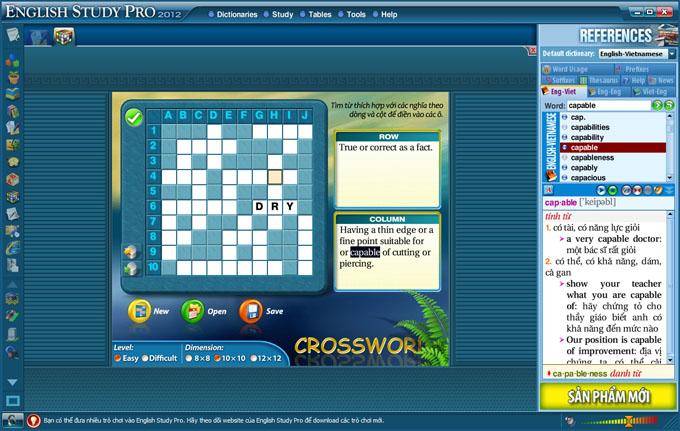 Phần mềm học tiếng Anh Study cực hiệu quả  SinhVienIT.Net---game