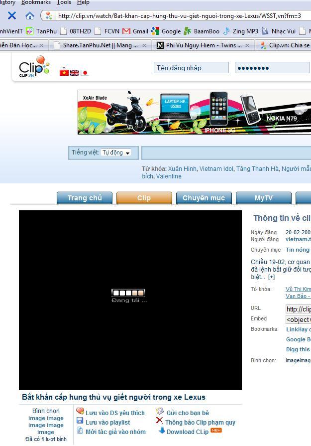Mặc định  [Hướng dẫn] post video từ Clip.Vn 222_1
