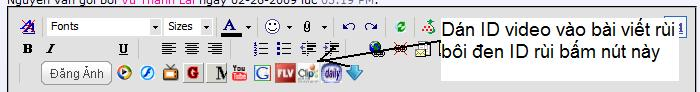 Mặc định  [Hướng dẫn] post video từ Clip.Vn 967_3