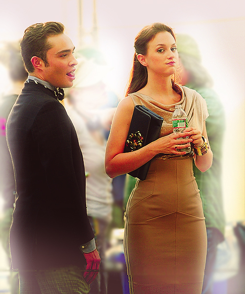 Leighton Meester and Ed Westwick - Page 5 Tumblr_lwme0nLKw91qenqbho1_500_large