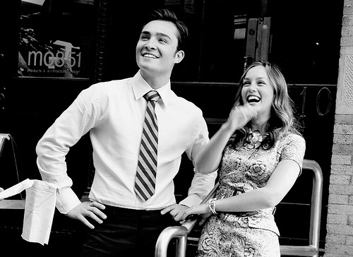 Leighton Meester and Ed Westwick - Page 5 Tumblr_lwoob1BEXQ1qfwsvwo1_500_large