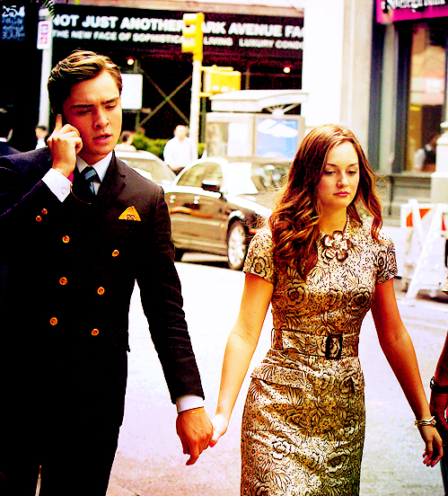 Leighton Meester and Ed Westwick - Page 5 Tumblr_lwrtkrYtK31qi7yi5o1_500_large