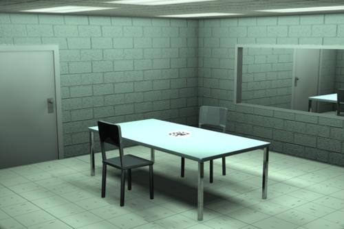 Sala de Interrogatorios.