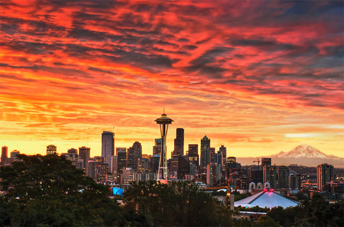 ```Orase``` - Page 4 Red-sky-over-seattle_large