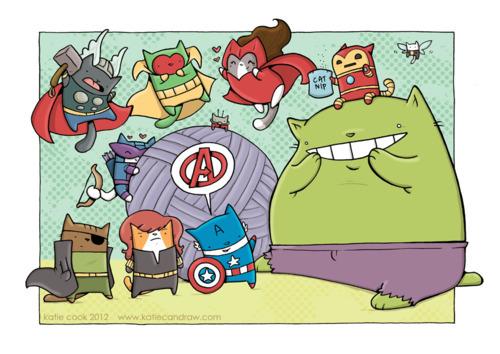 The Avengers FanArts - Página 5 Tumblr_m5caftEjHk1qg2h8oo1_500_large