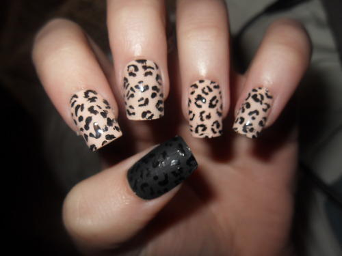 Make up and Nail up - Page 13 Cheetah-nails-tumblr-i2_large